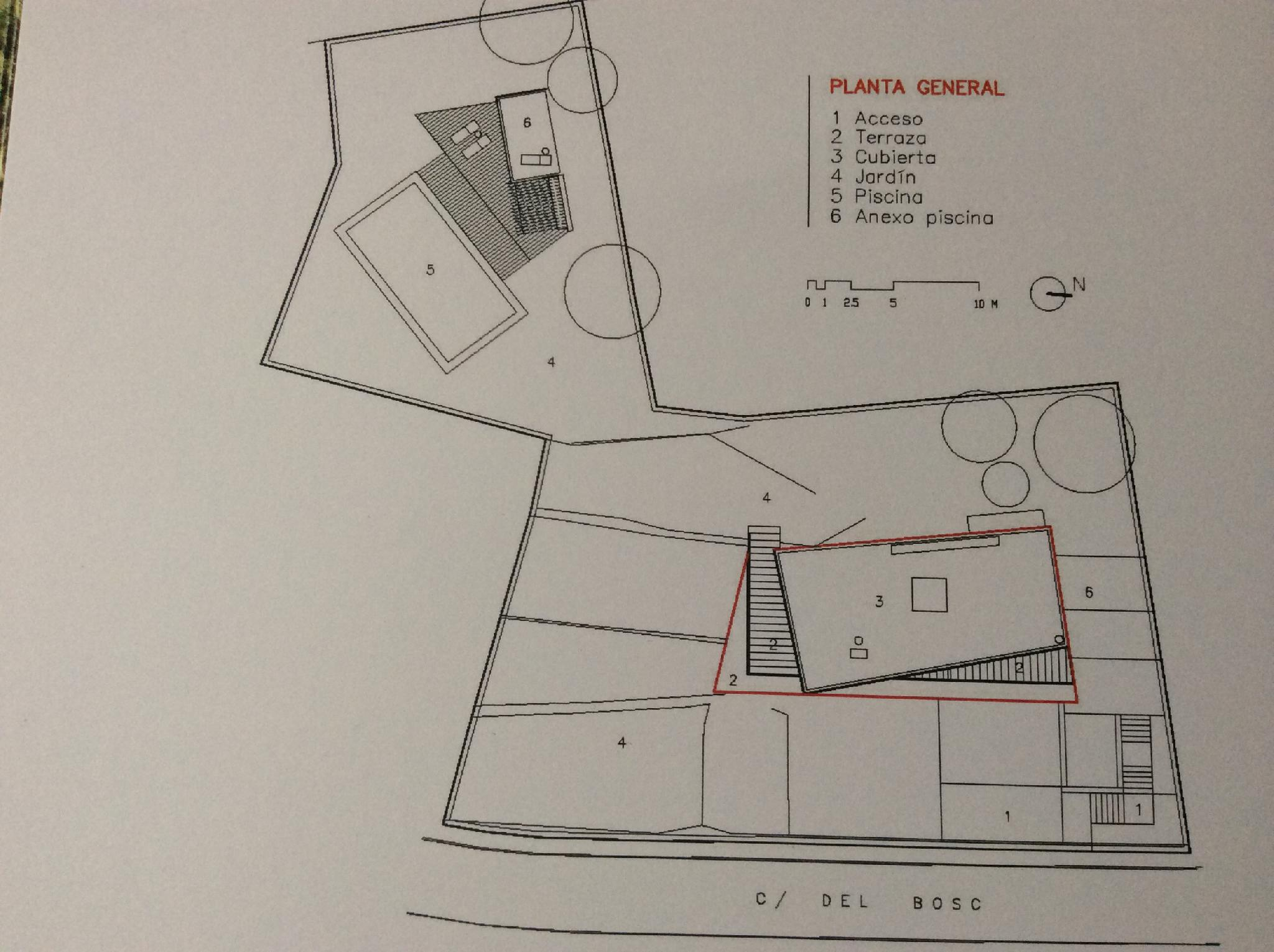 100069 Solar Urbano en venda en Sarrià-Sant Gervasi, Tres Torres 11
