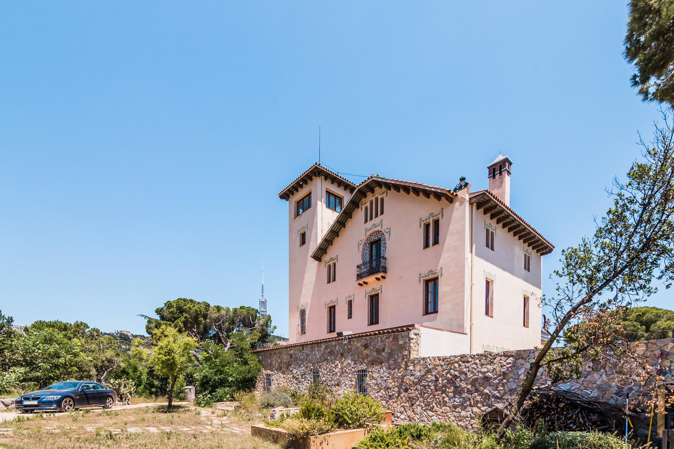 208148 Casa Aislada en venta en Sarrià-Sant Gervasi, Sarrià 1