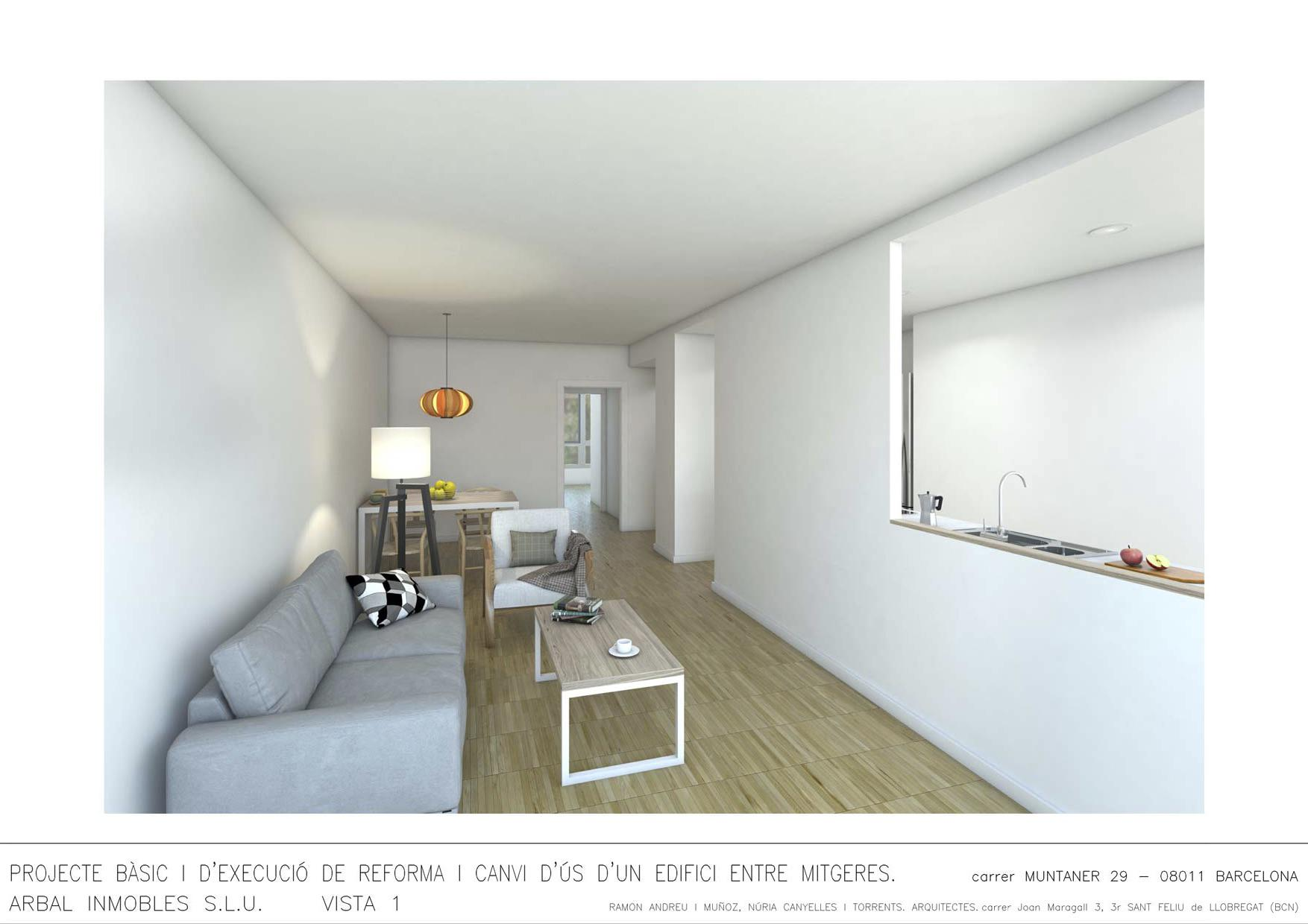 232426 Apartment for sale in Eixample, Old Left Eixample 2