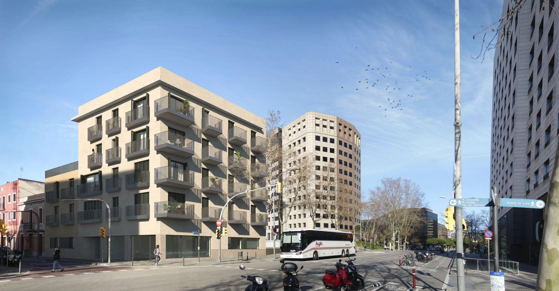 247289 Flat for sale in Les Corts, Les Corts 1
