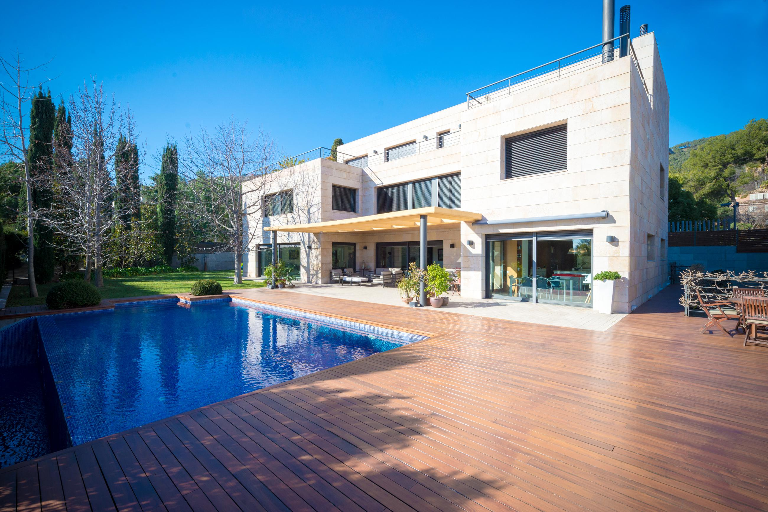 251384 Detached House for sale in Les Corts, Pedralbes 1