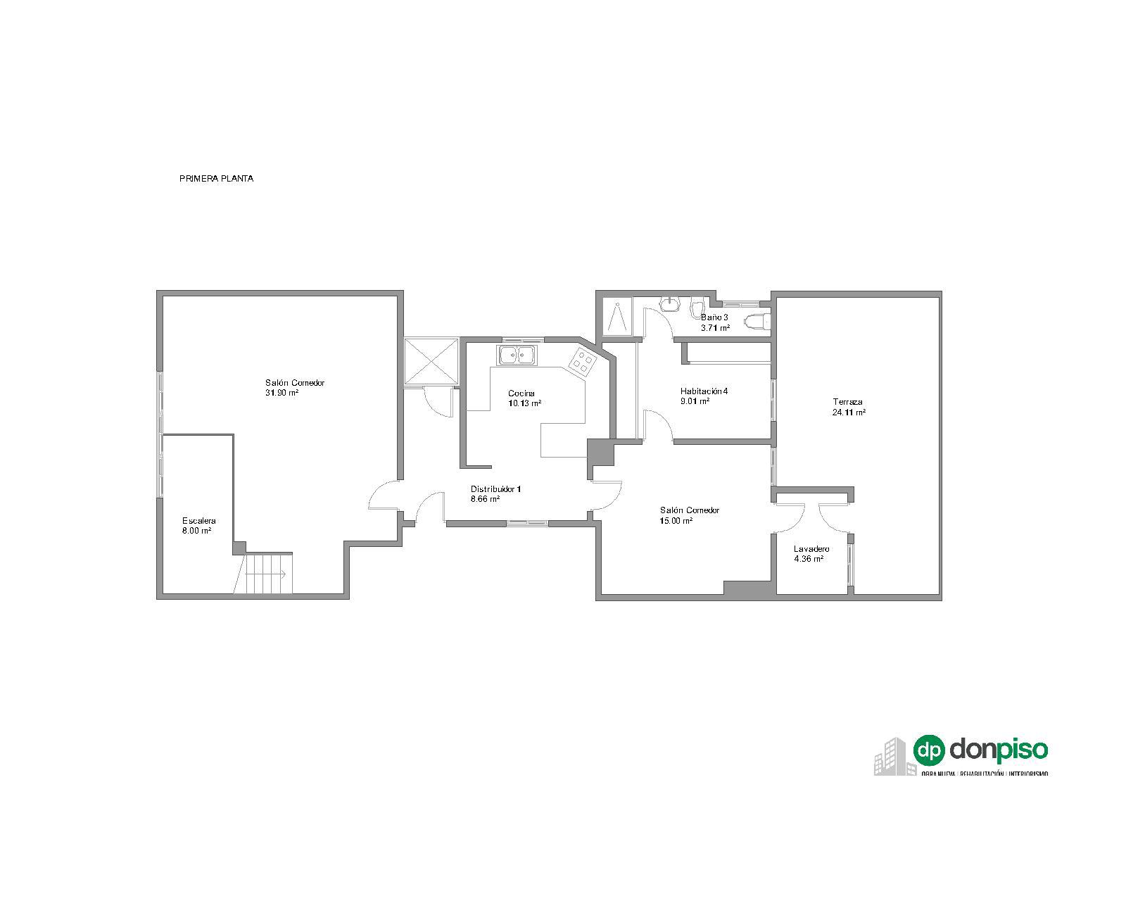 249314 Penthouse for sale in Sarrià-Sant Gervasi, Sant Gervasi-Galvany 35