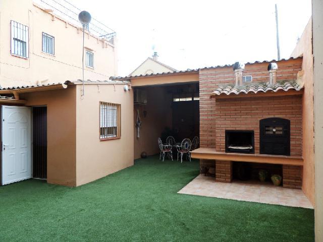 Zona residencial de Binéfar