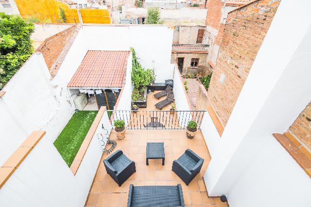 195619 - Sabadell Centro . Terraza